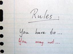Rules of Leadership